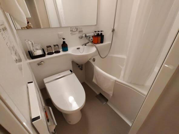 ランダバウト バスルーム